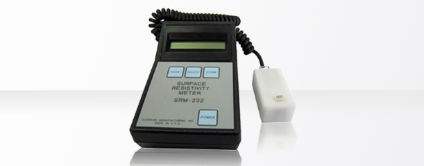SRM Sheet Resistance Meter with Four Point Probe